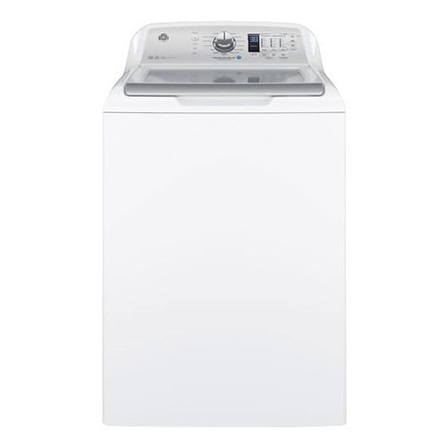 GE 4.6 cu. ft. High-Efficiency White Top Load Washing Machine, ENERGY STAR