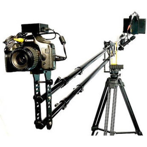 8' Portable Quick Jib & Wireless Monitor System