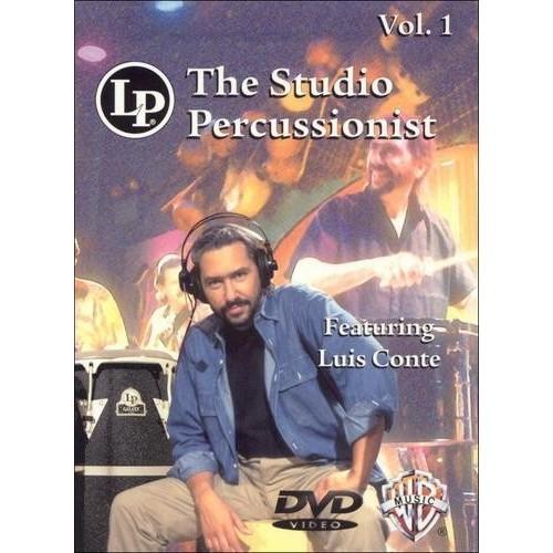 Studio Percussionist