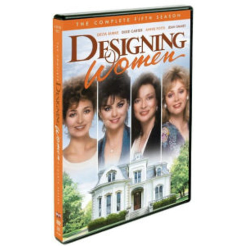 Designing Women: The Complete Fifth Season (4 Discs) (dvd_video)