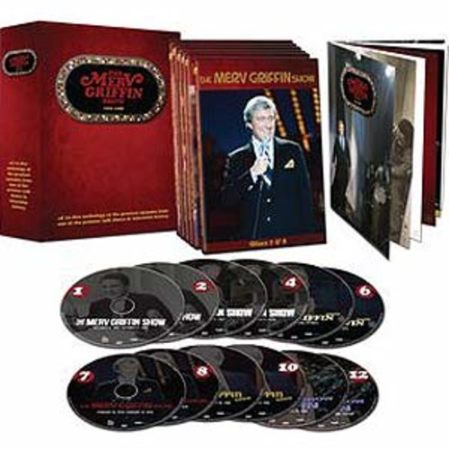The Merv Griffin Show [12 Discs]