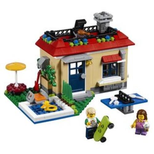 LEGO Creator Modular Poolside Holiday (31067)