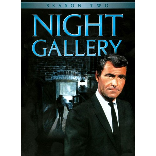 Night Gallery: Season Two [5 Discs] [DVD]