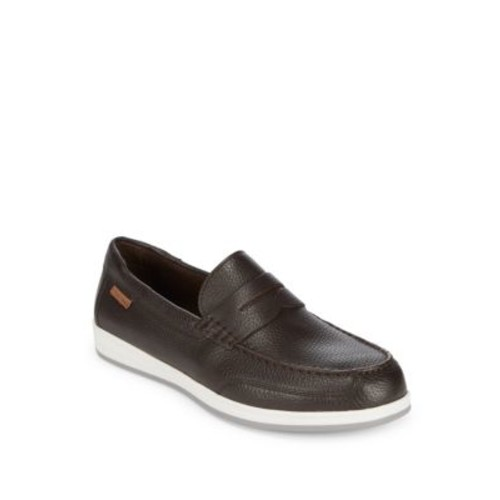 Cole Haan - Ellsworth Penny Leather Loafers