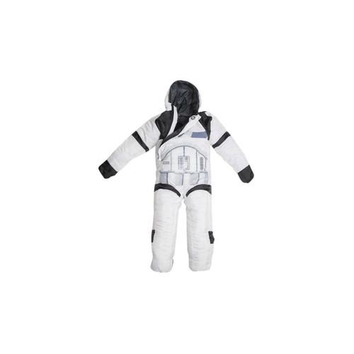 Selk Bag Star Wars Storm Trooper Kids Bag, Insulation: Synthetic, Temperature Rating: 40, Bag Shape: Mummy w/ Free Shipping [Sleeping Bag Size : Kids/Youth, Medium]