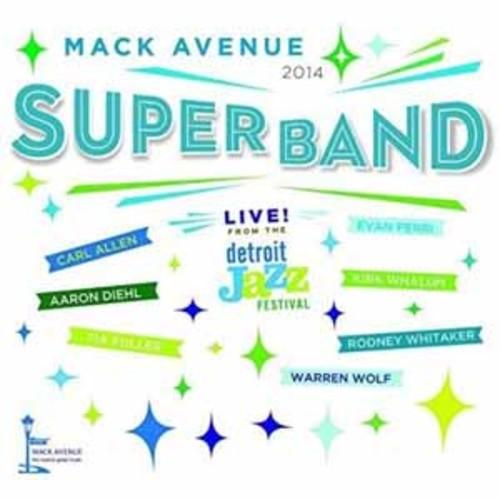 Live Frm Detroit Jazz Mack1096.2 Jazz