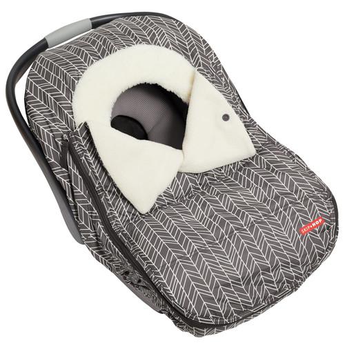 Skip Hop Stroll & Go Car Seat Cover - Grey Feather
