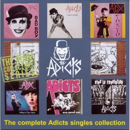 Complete Singles Collection CD