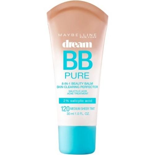 Dream Pure BB Cream - 110 Light/Medium-Maybelline