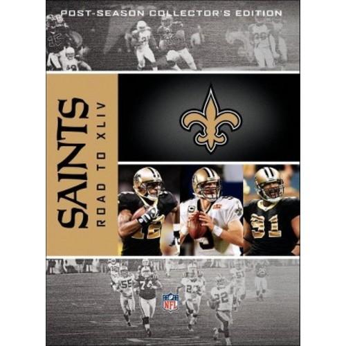NFL: Road to Super Bowl XLIV - New Orleans Saints [4 Discs]