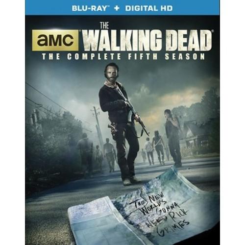The Walking Dead: Season 5 (Blu-ray Disc)