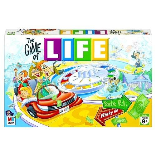 The Game of Life Game [Multicolor, None]