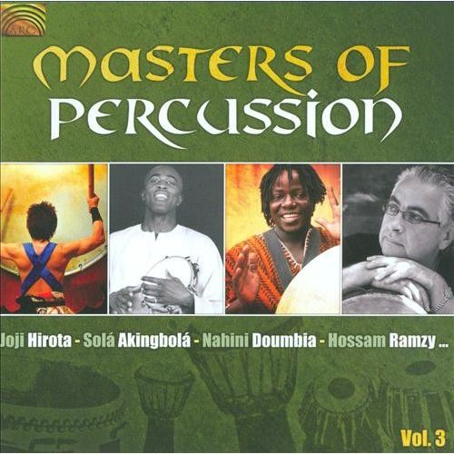 Masters of Percussion [Arc] [CD]