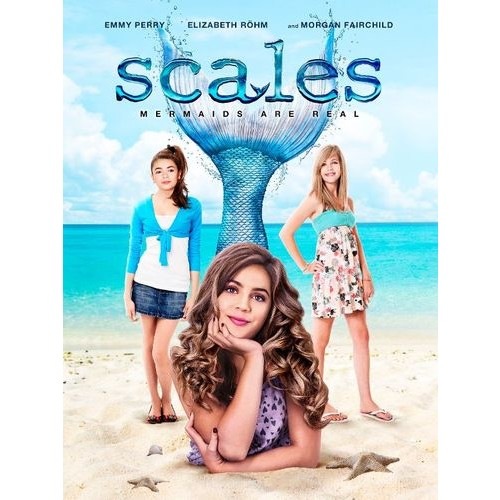 Scales: Mermaids Are Real [DVD] [2017]
