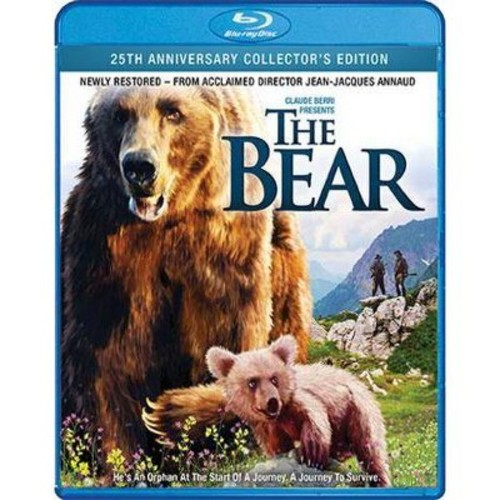 The Bear [Blu-ray] [1988]
