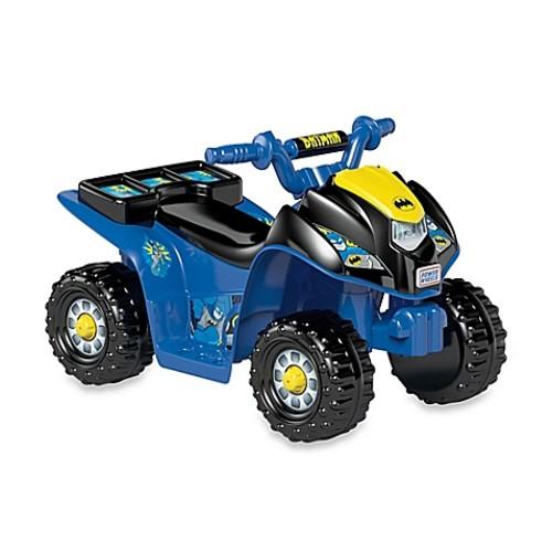 Fisher-Price Power Wheels Batman Lil Quad