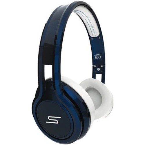 SMS Audio Street by 50 Wired On-Ear Sport - Blue