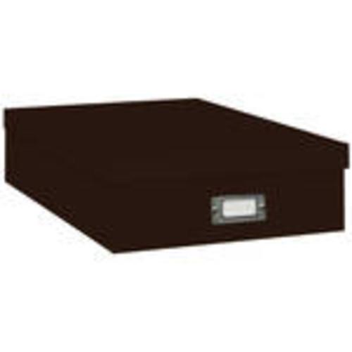 Scrapbooking Storage Box (Brown)