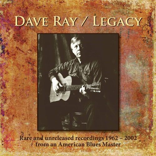Legacy: Rare and Unreleased Recordings, 1962-2002 [CD]