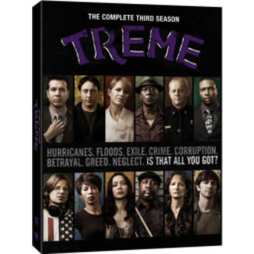 Treme: The Complete Third Season (4 Discs) (dvd_video)