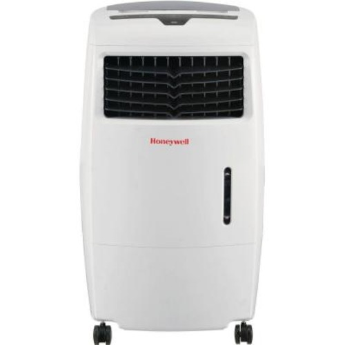 Honeywell 500 CFM 4-Speed Portable Evaporative Cooler for 300 sq. ft.