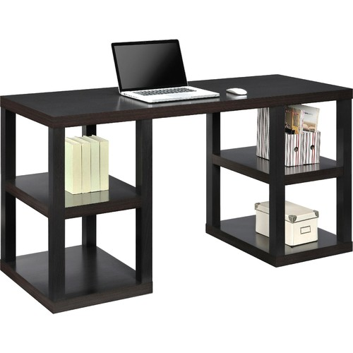 Dorel Home Furnishings Deluxe Espresso Parsons Desk