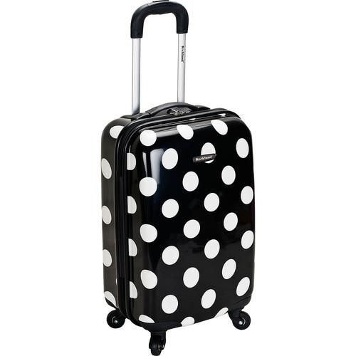 Rockland Luggage Dot Hardside Carry-On Luggage - 20