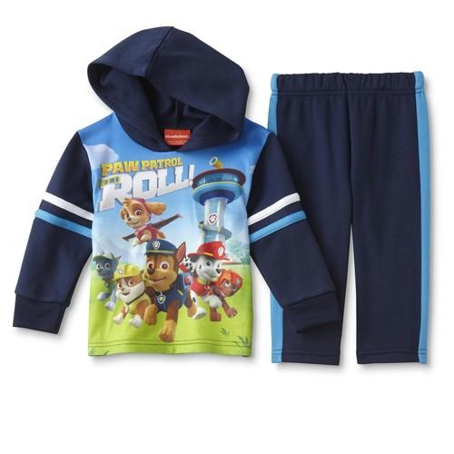 PAW Patrol Infant & Toddler Boys' Hoodie u0026 Knit Pants [Age : Toddler]
