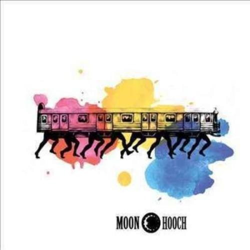 Moon hooch - Moon hooch (CD)