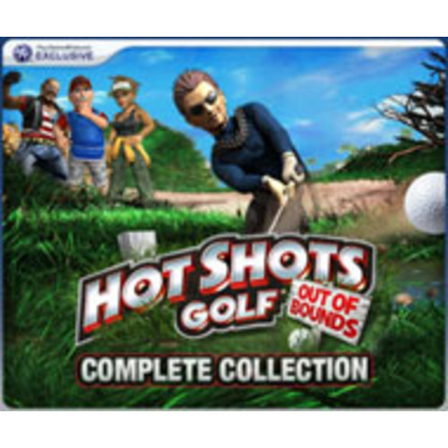 Hot Shots Golf: Out of Bounds Complete Collection [Digital]