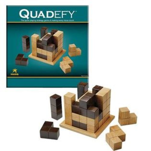 Maranda Enterprises Quadefy Game