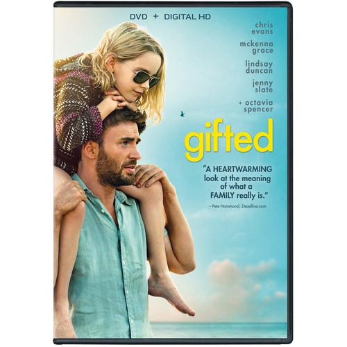Gifted (DVD / Digital HD)