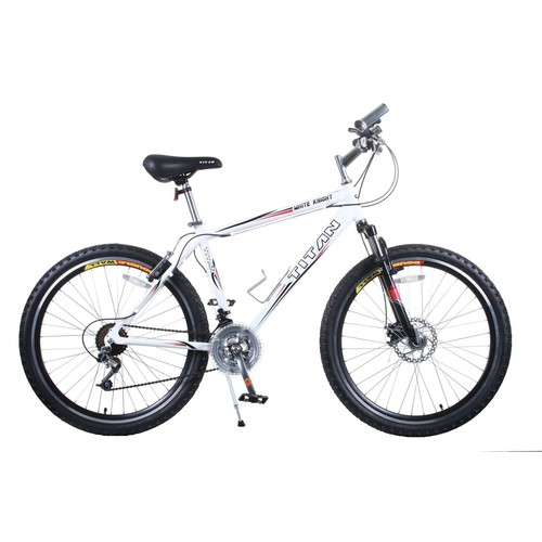 Titan White Knight 21-speed All Terrain Mountain Bike