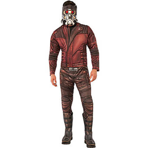 Guardians of the Galaxy Vol. 2 - Star-Lord DeluxeAdult Costume