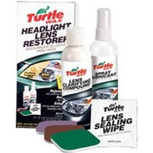 Turtle Wax T240KT Headlight Lens Restorer Kit (Exterior Cleaners)