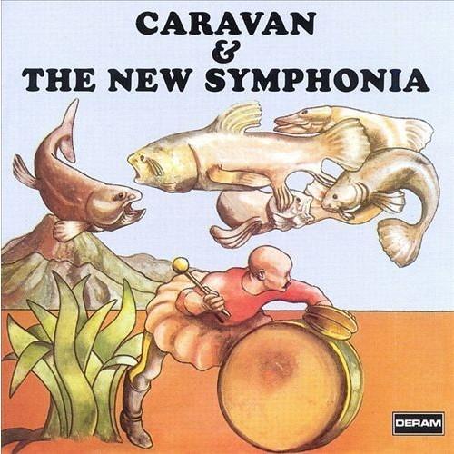 Caravan & The New Symphonia: The Complete Concert - Caravan The New Symphonia
