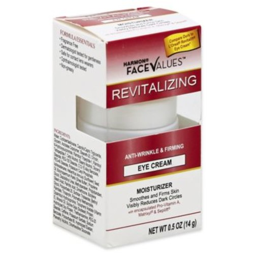 Harmon Face Values .5 oz. Revitalizing Eye Cream