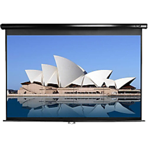 Elite Screens Manual Series M86UWX Projection Screen