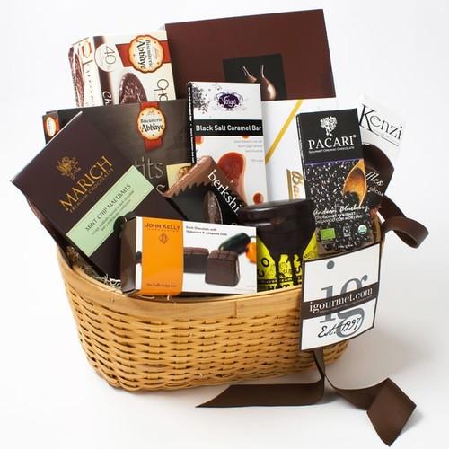 Chocolate! Chocolate! Gift Basket