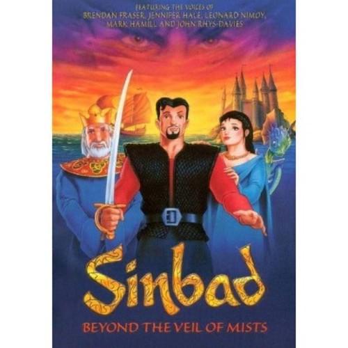 Sinbad-Beyond the Veil of Mists