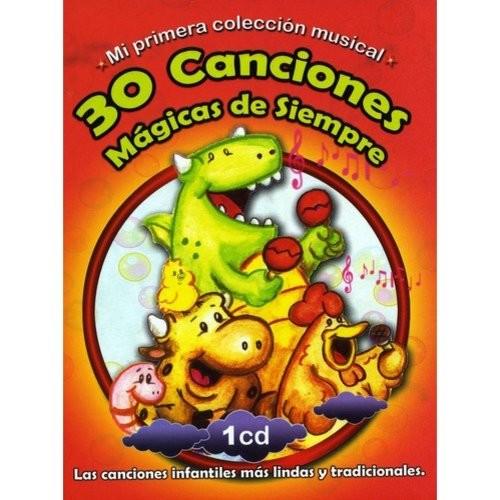 30 Canciones Magica de Siempre [CD]