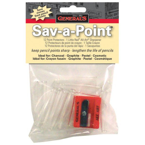 General Sav-a-Point Plastic Protector