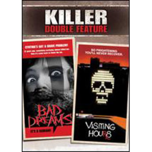 Killer Double Feature: Bad Dreams/Visiting Hours [2 Discs]