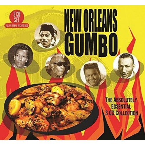 Orleans Gumbo: Absolutely Essential 3CD Coll - New Orleans Gumbo: Absolutely Essential 3CD Coll