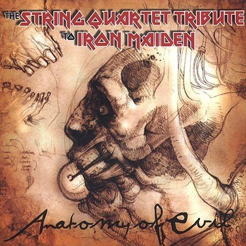 String Quartet Tribute to Iron Maiden