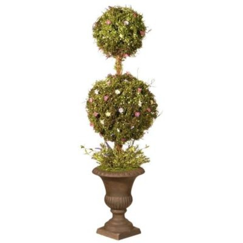 National Tree Company 45 in. Spring Topiary Tree