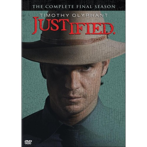 Justified: The Final Season [3 Discs] [DVD]
