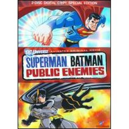 Superman/Batman: Public Enemies [Special Edition] [2 Discs] DD5.1