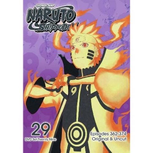 Naruto Shippuden Uncut Set 29 (DVD)