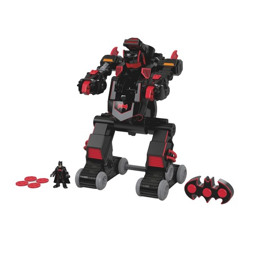 Imaginext DC Super Friends RC Transforming Batbot